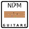 NDM-Guitare (Music Notes) icon