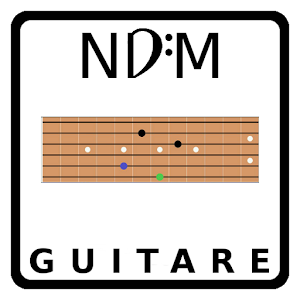 NDM-Guitare (Music Notes) for PC and MAC