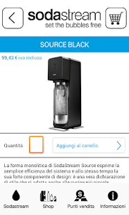 SodaStream - screenshot thumbnail