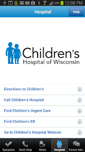 Children's On Call - screenshot thumbnail