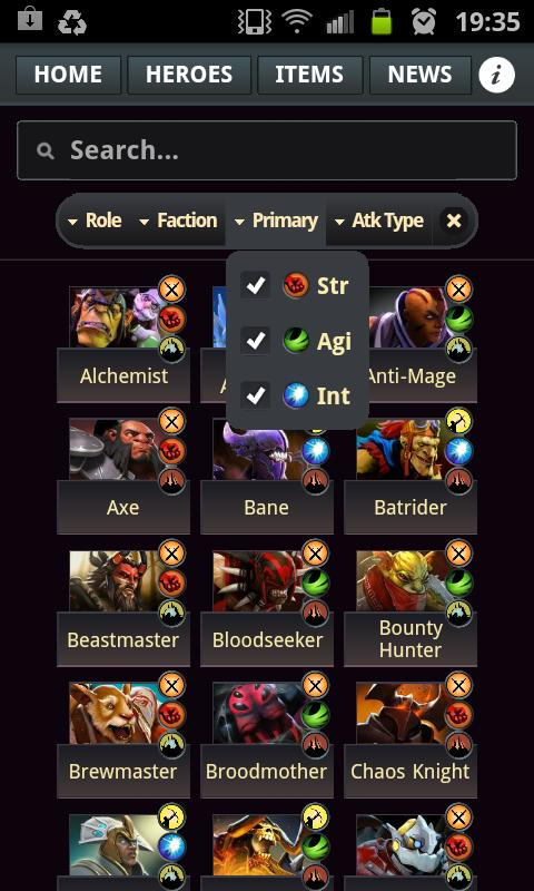 Companion for Dota 2 Full- screenshot