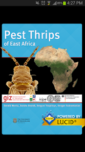 Pest Thrips of East Africa- screenshot thumbnail