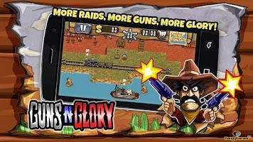 Screenshot of Guns'n'Glory FREE