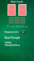Screenshot of Holdem for Android FREE