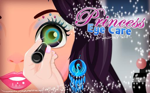 Girl Games: Princess Eye Care
