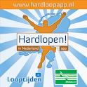 Hardlopen in Nederland logo