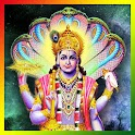 Lord VISHNU HQ Live Wallpaper icon