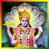 Lord VISHNU HQ Live Wallpaper