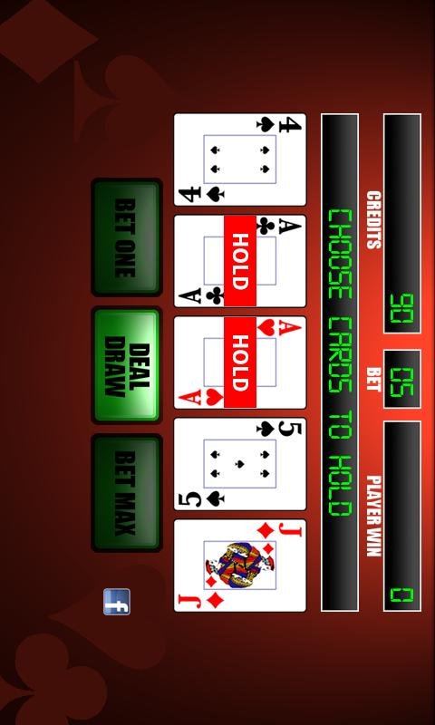 PokerMachine LITE- screenshot
