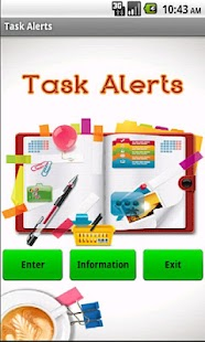Task Alerts To Do List - screenshot thumbnail