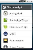 Screenshot of Buli Widget