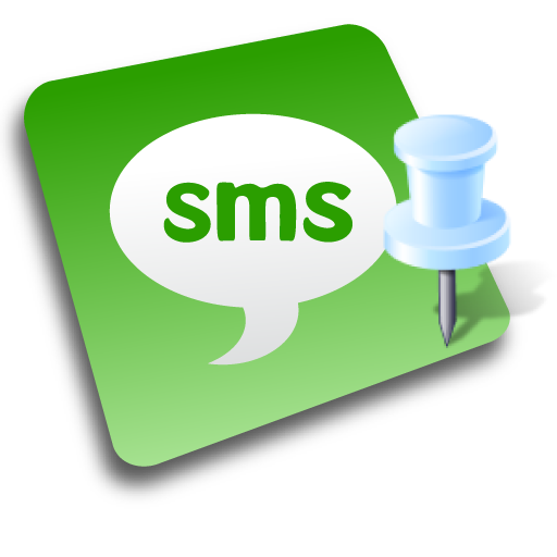 Location SMS Widget LOGO-APP點子