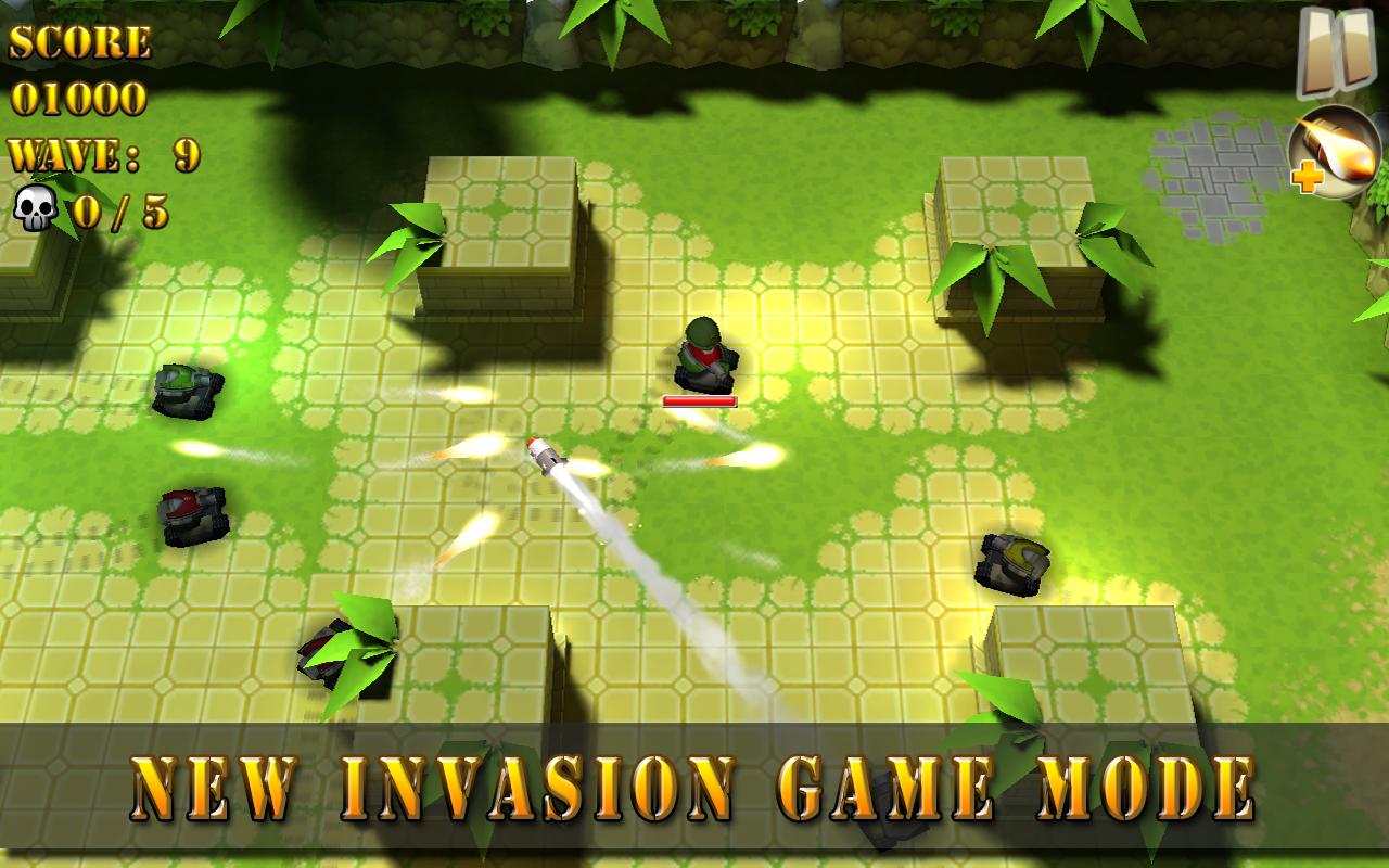 Tank Riders screenshot #18