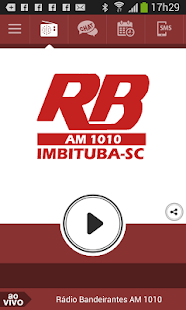 Rádio Bandeirantes AM 1010- screenshot thumbnail