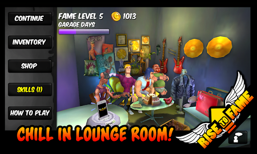 Rise To Fame Screenshot 2