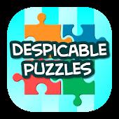 Download Full Despicable Puzzles  APK