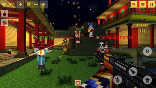 Block Force - Cops N Robbers  screenshots 5