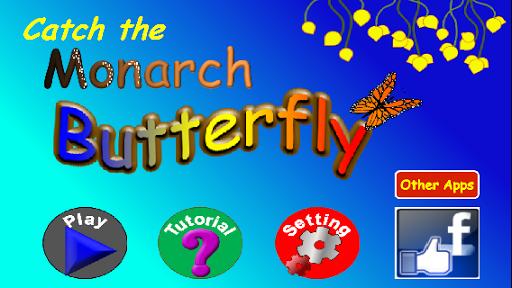 Monarch Butterfly Catch