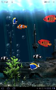 App Aquarium Free Live Wallpaper APK for Windows Phone