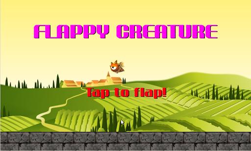 【免費動作App】Flappy Creature-APP點子