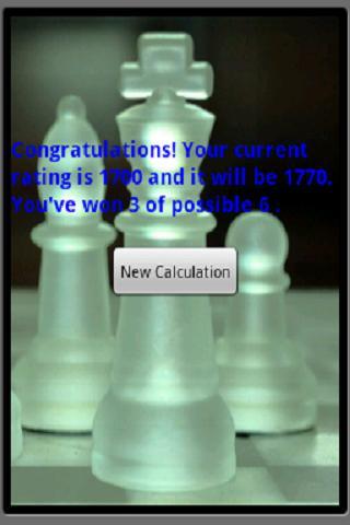玩解謎App 國際象棋評級變動計算器免費 APP試玩