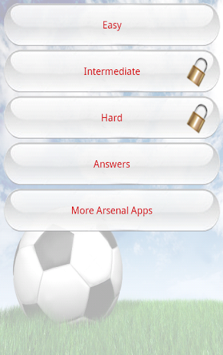 Arsenal Quiz