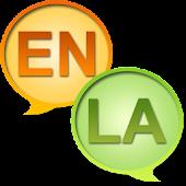 English Latin dictionary