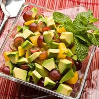 Chilean Fruit Salsa.