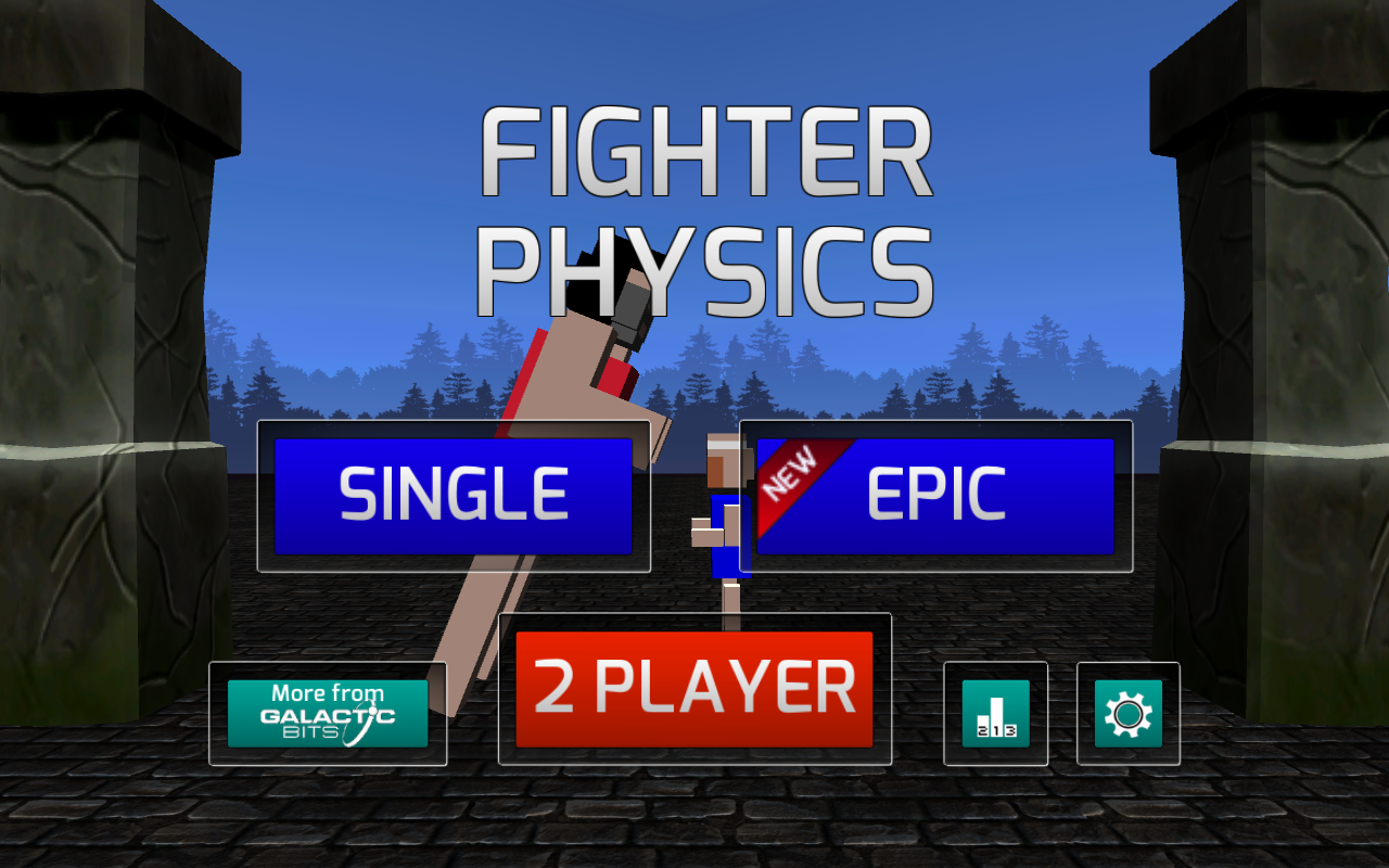Fighter Physics- screenshot