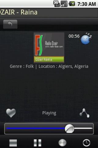 【免費音樂App】阿爾及利亞廣播電台-APP點子