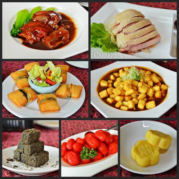新月梧桐華洋料理~綠意盎然的山城庭院餐廳,融合中西式夢幻菜色,推薦虎菇婆、無錫排骨、豆腐燒,近勝興車站