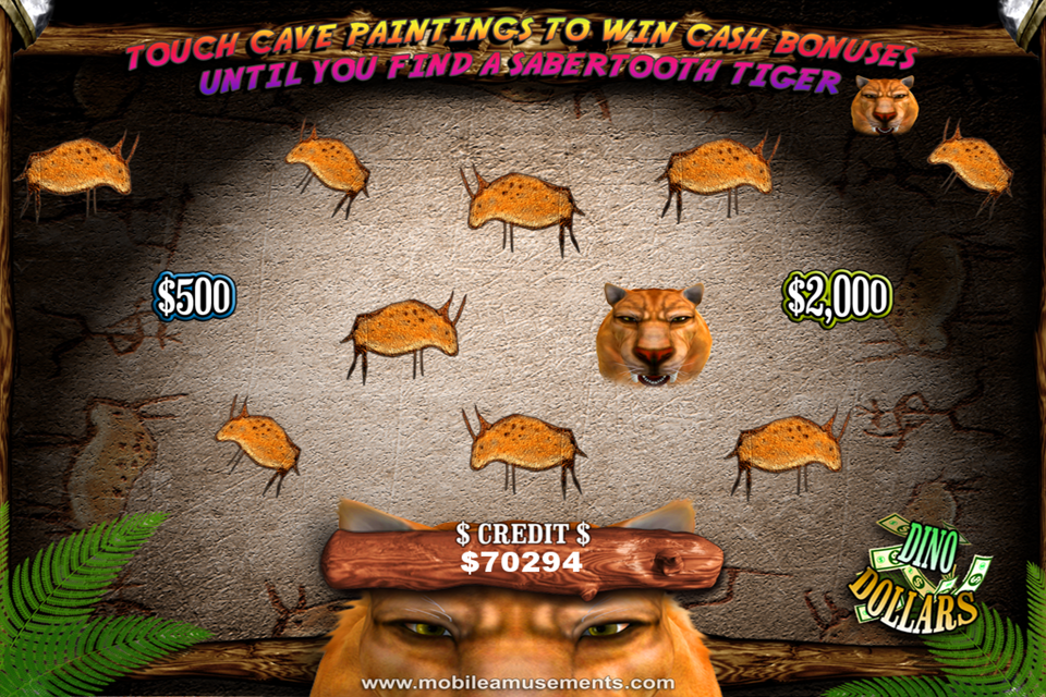 BC Monster Dinosaurs That Time Forgot Slots FREE- screenshot