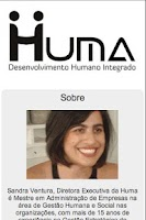 Screenshot of Huma