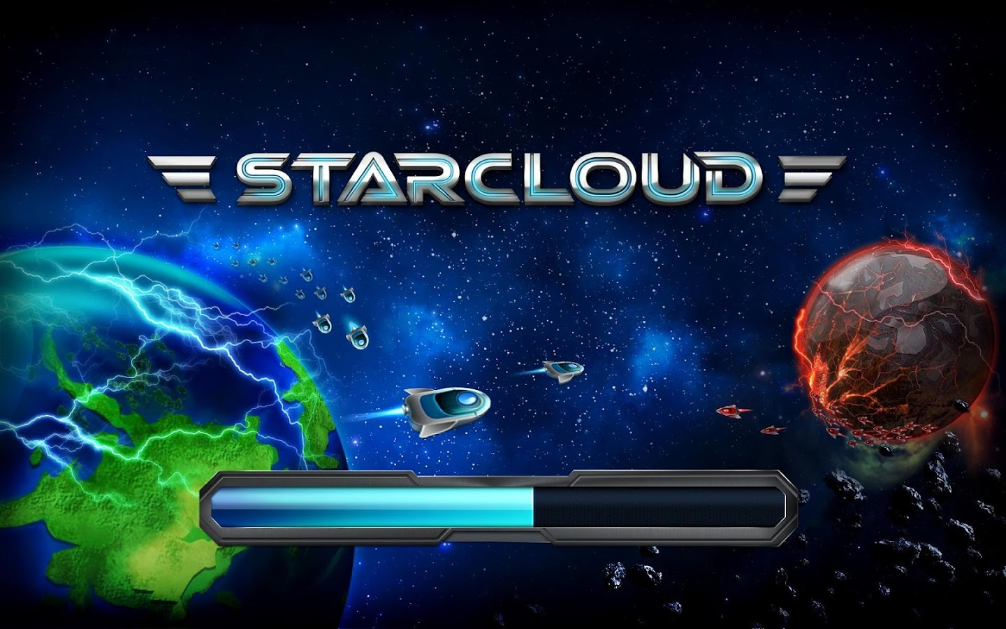 StarCloud free - screenshot