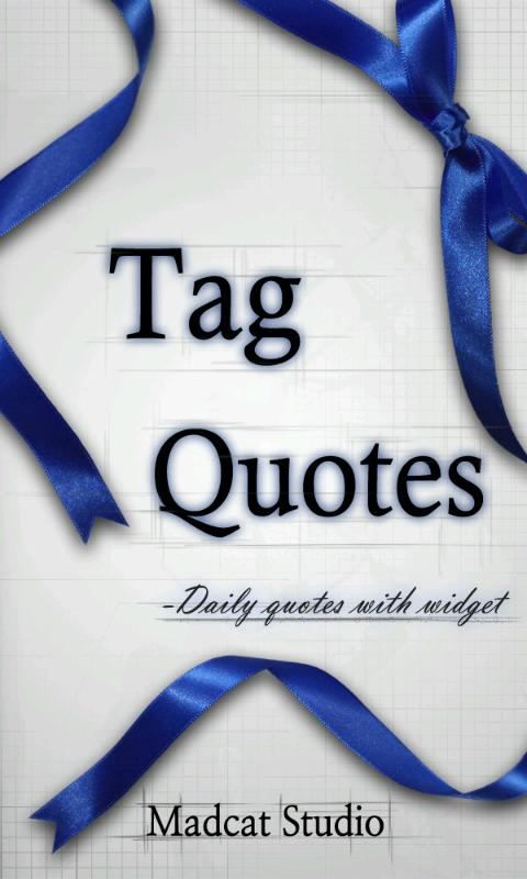 Quotes Tag Lite - screenshot