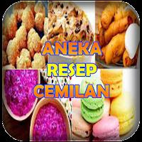 Aneka Resep Cemilan 1.0