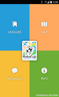 RoboCup Brazil 2014- screenshot thumbnail
