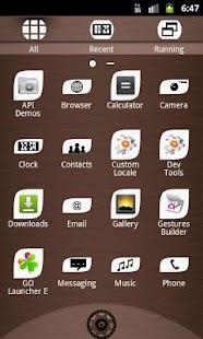 SGU Go Launcher Theme 個人化 App-癮科技App