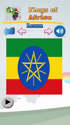玩教育App|了解非洲的標誌免費|APP試玩