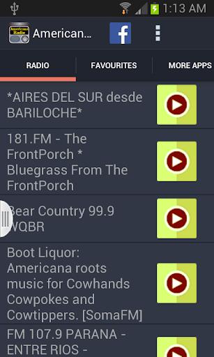 Americana Radio