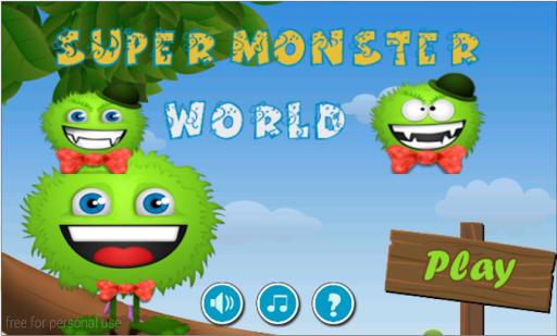Super Monster World