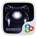 Spaceport GO Launcher Theme icon