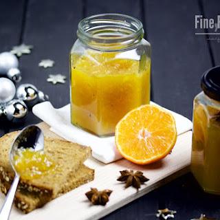 Christmas Mandarin Marmalade