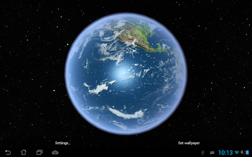 Earth HD Free Edition - screenshot thumbnail