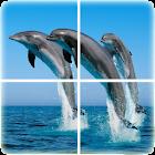 海洋拼圖 icon