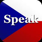 Speak Czech Free icon