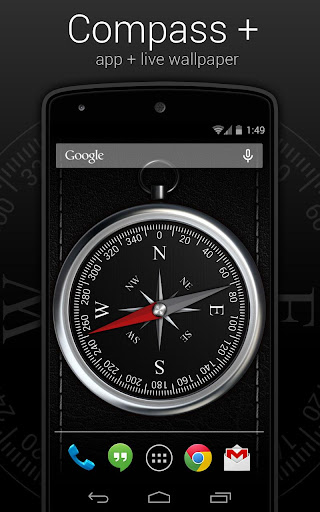 Compass + Wallpaper