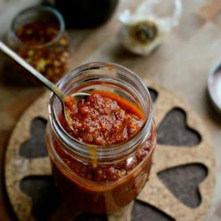 Quick Arrabbiata Sauce