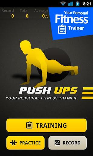 Push Ups Workout 3.214.73 screenshots 1