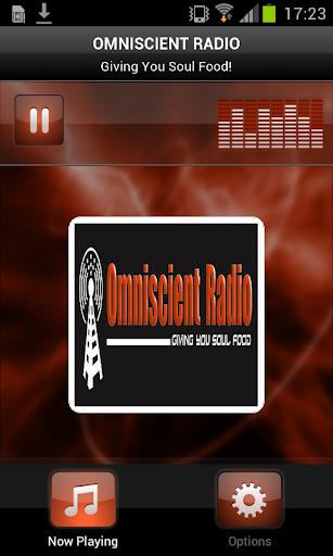 OMNISCIENT RADIO